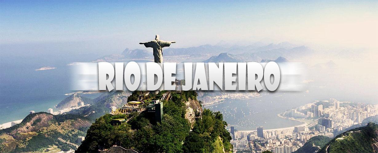 Rio de Janeiro Cover