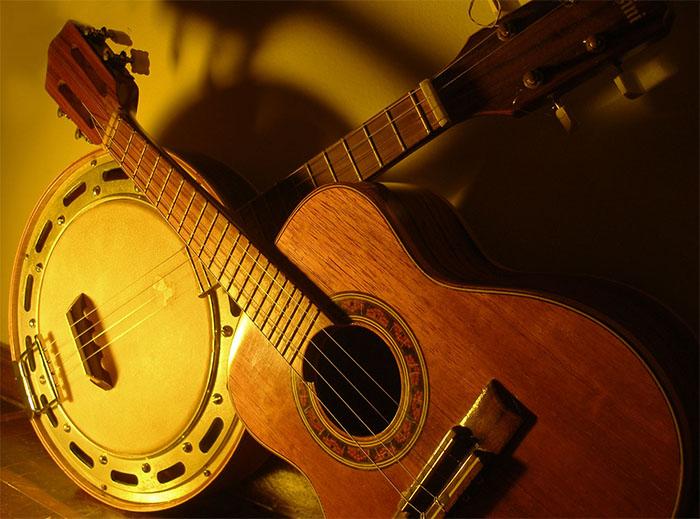 Samba Pagode musical instruments