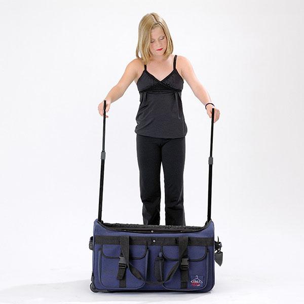 Pack2Rack Bag Setup
