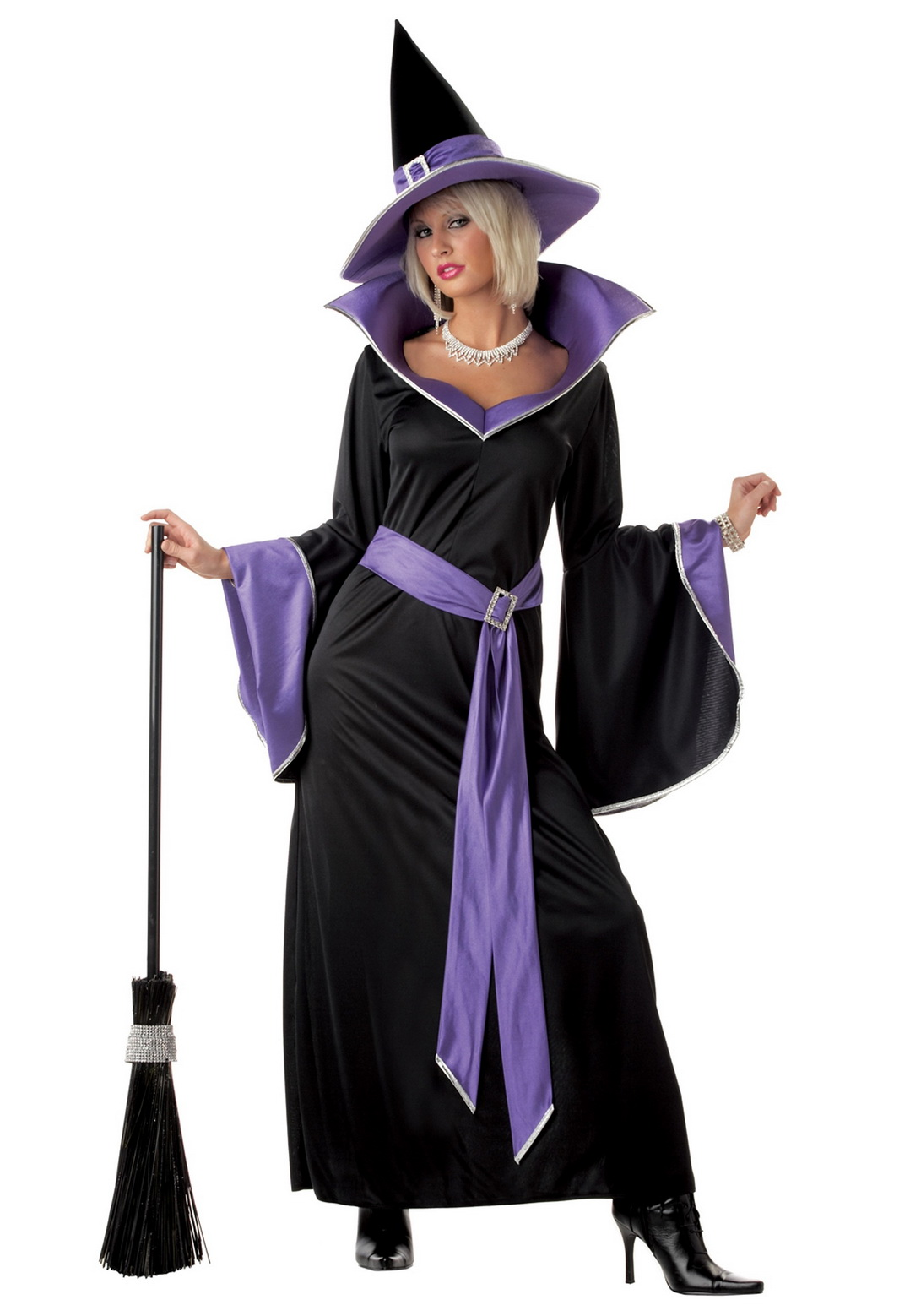 Adult Glamour Witch Incantasia Costume