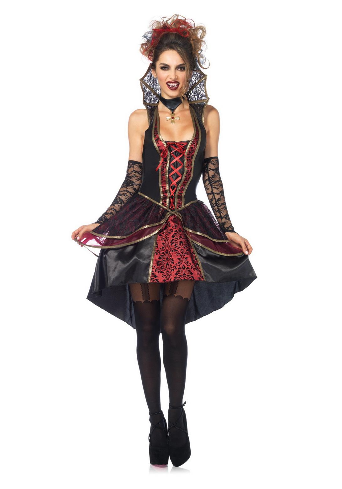 Womens Vampire Queen