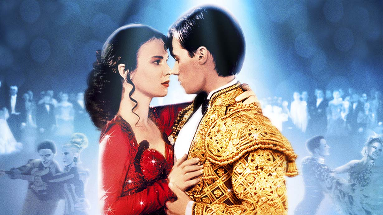 Strictly Ballroom movie poster