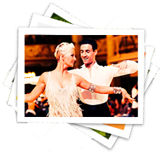 Instructor's Ballroom Dance Competitions