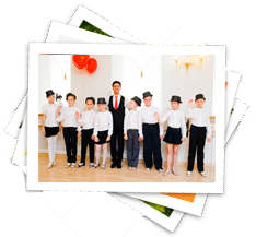 Kids Ballroom Dance Performances Photos