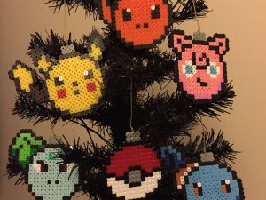 Pixelated-Pokemon-Christmas-Tree-Decorations