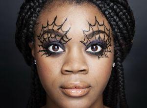 black-halloween-female-makeup