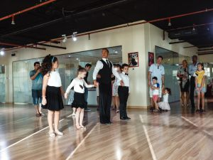 dubai gala evening kids dance